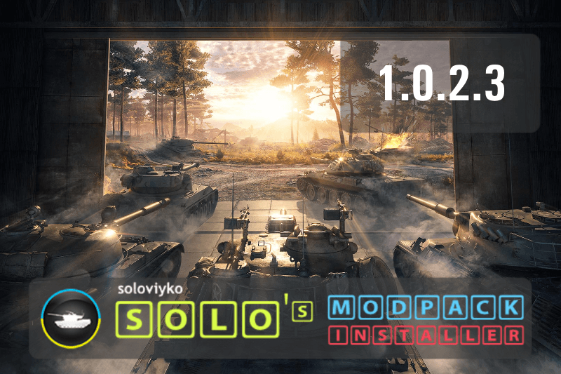 [1.0.2.3] Solo's ModPack Installer Update 14